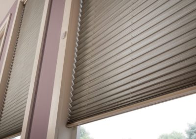 graber pleated shade