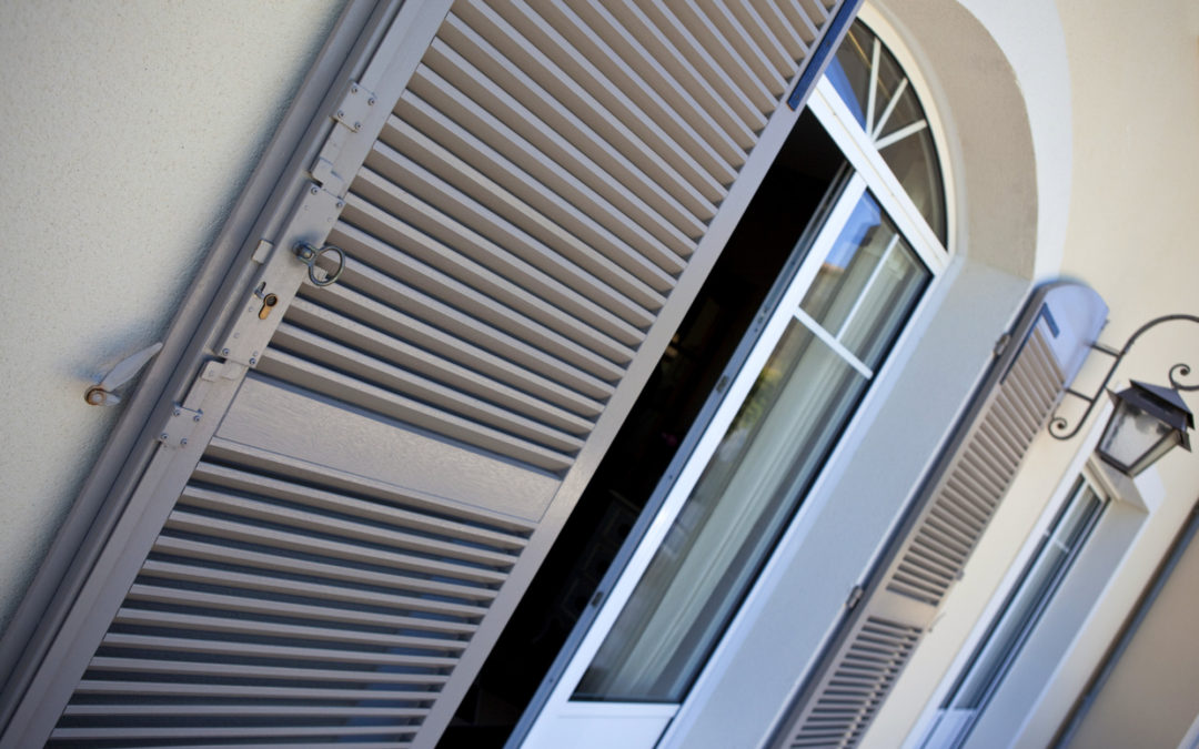 Protection from the Elements: The Best Exterior Shutter Material