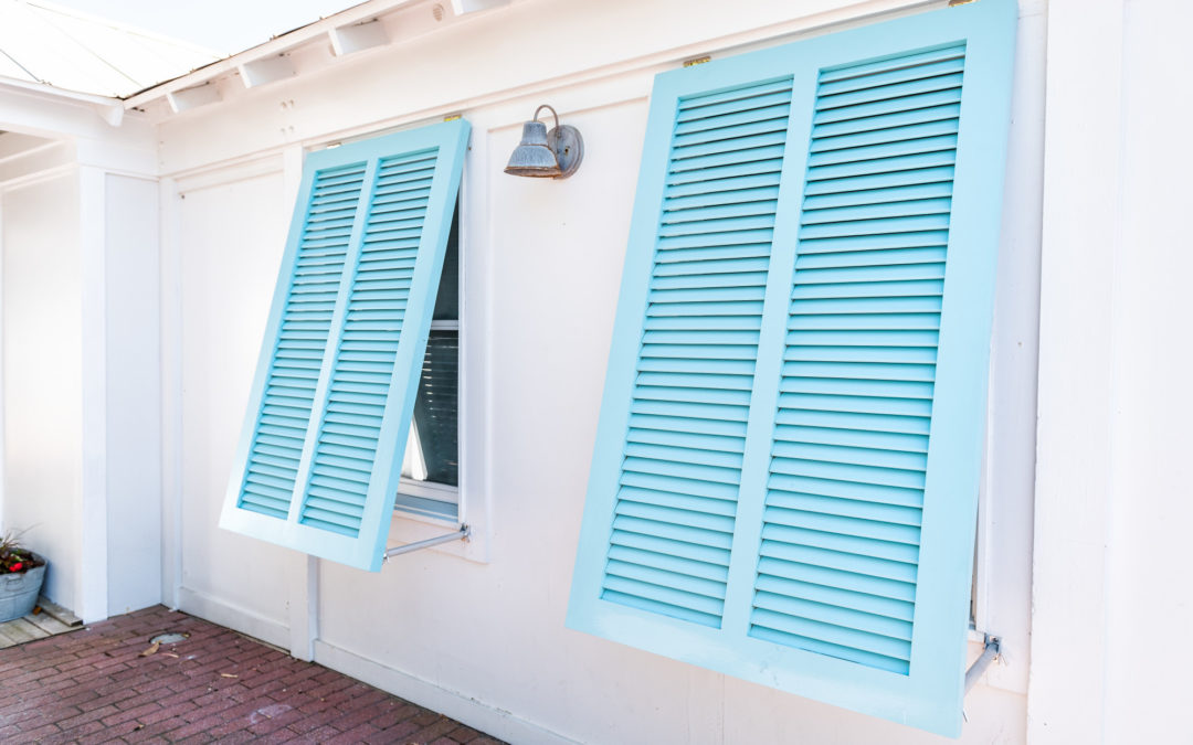 Shutter Support: 5 Signs That You Need Custom Shutter Repair