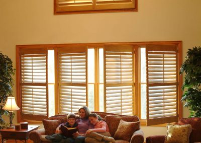 Sussex Shutters with window arch_9
